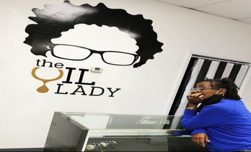 'The Oil Lady' to open new  store location
