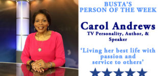 Busta's Person of the Week: Carol Andrews is living her 'best life' with passion and  service to others