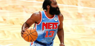 James Harden joins Durant and Irving in Brooklyn