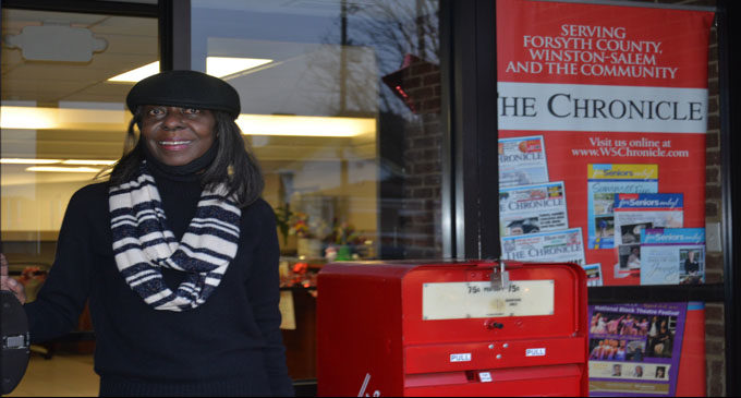 Mrs. Paulette retires after 27 years at The Chronicle