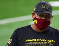 Washington feels impact of Ron Rivera's first season