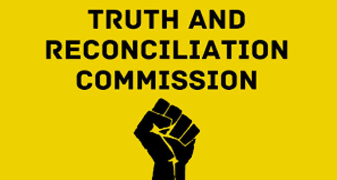 Commentary: We need an American Truth and Reconciliation Commission