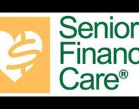 Vision impaired senior grateful for Senior Financial Care services