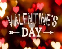 Wish someone a happy Valentine's Day