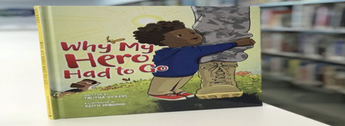 TV personality, Talitha Vickers, releases first book