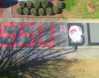 Mural on WSSU campus aims to inspire Black Lives Matter movement