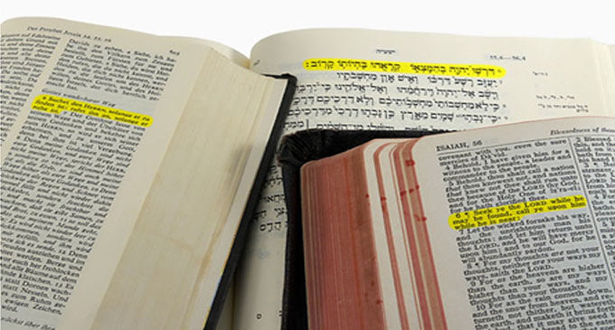 Bible translators launch campaign to provide Scripture access to every  language by 2033