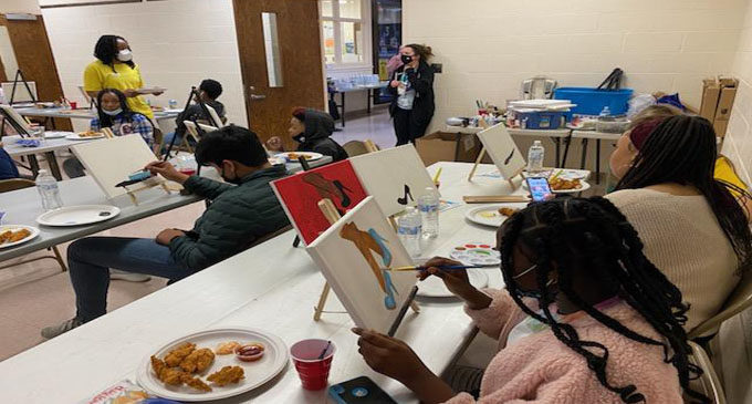 Rec Center holds series of events for teens