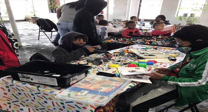 Hoops 4 L.Y.F.E. holds STEM event for kids