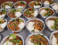 Chefs and caterers join up to prepare hot meals for Southeast Ward residents