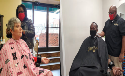 Barbers and stylists care about your hair and your health