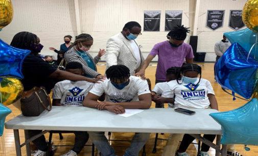 Winston-Salem Christian School athlete chooses  academics over athletics