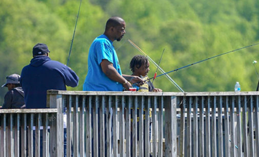 Fishing event looks to bring fathers and sons together