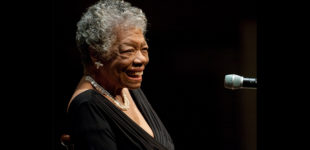 Wake Forest to establish Maya Angelou Artist-in-Residence Award