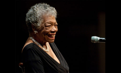 Wake Forest to establish Maya Angelou Artist-in-Residence Award