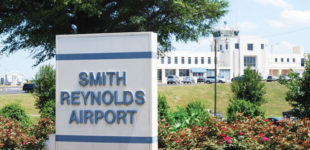 Smith Reynolds Airport receives $4.45 million CARES Act grant