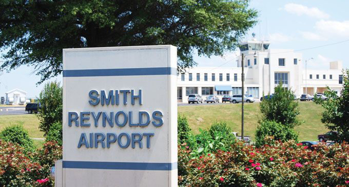 Smith Reynolds Airport receives $4.45 millionCARES Actgrant