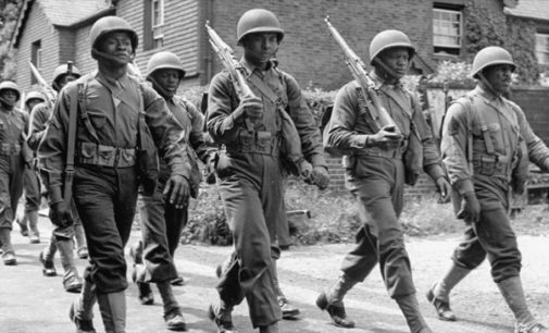 Commentary: Blacks have a history of serving in America's wars since 1735. But to what end?