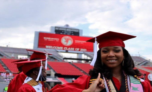 W-S native named valedictorian at N.C. State