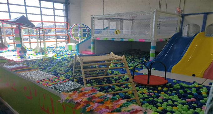 Sensory gym provides inclusive atmosphere for children of all ages and abilities