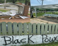 East Winston churches, businesses repeatedly targeted with graffiti