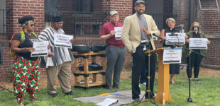 Faith leaders call for justice in murder of Andrew Brown Jr.