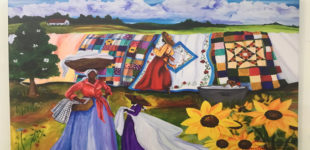 Delta Art Center's new exhibit tells stories of the Gullah culture