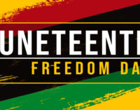 Commentary: The passage of the Juneteenth law was striking
