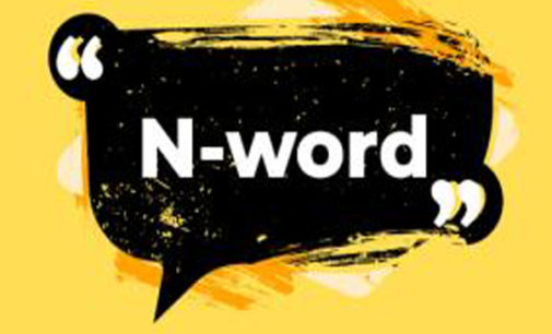 Commentary: Taking on the 'N-Word'