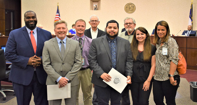 County Commissioners recognize June 15 as World Elder Abuse Awareness Day