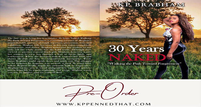 Local author's first book, 'Thirty Years Naked,' to be released in August