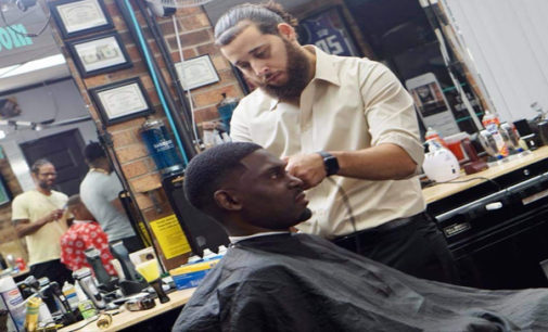 A cut above the rest: Local barbershop owner details his journey