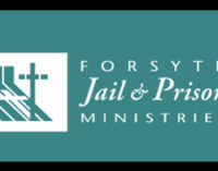 Mark Hogsed joins Forsyth Jail & Prison Ministries as new executive director