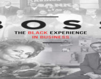 RiverRun and Bookmarks to present'Boss: The Black  Experience in Business'