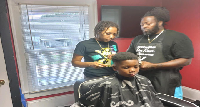 Program helps turn lives around, one cut at a time