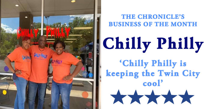 The Chronicle's Business of the Month: Chilly Philly is keeping the Twin City cool