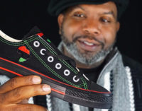 Founder of Black-owned sneaker company seeks to empower  athletes about new NCAA ruling