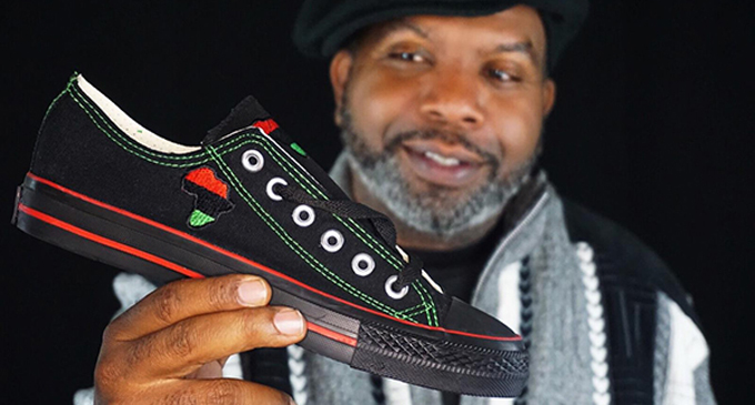Tarik Edmonson, Founder of Nagast Footwear, Hopes to Educate Student-Athletes About Supreme Court's NCAA Ruling