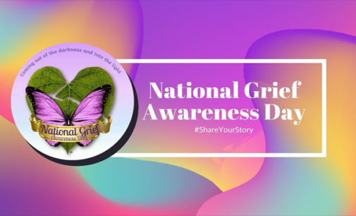 National Grief Awareness Day focuses on ways to cope with loss