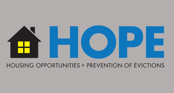 HOPE program now accepting tenant referrals from landlords, increasing assistance