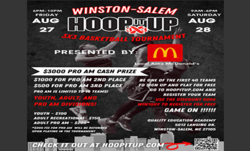 Hoop it Up tournament makes return to Triad