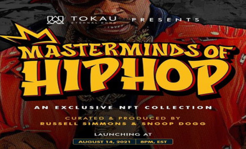 Editorial: Russell Simmons, Snoop Dogg launch 'Masterminds of Hip-Hop' NFT collection