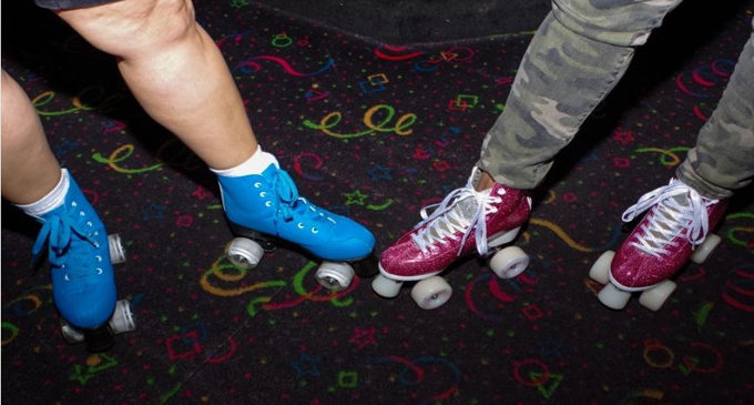 New club for adults hitting the skating rink for fun and fitness