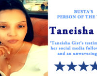 Busta's Person of the Week: Taneisha Gist's testimony gives her social media followers hope and an unwavering faith