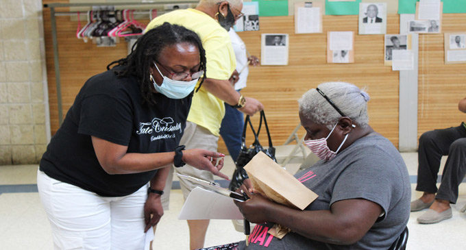 CSEM brings research help to East Winston initiative to empower residents