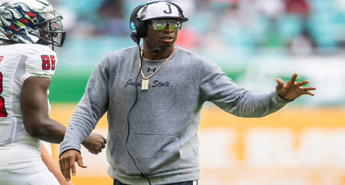 Commentary: Coach Deion Sanders is good for college football