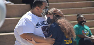 Rally in wake of Mt. Tabor school shooting calls for end to senseless gun violence