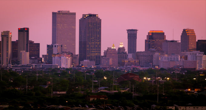 Commentary: Being resilient and having resolve. That's New Orleans.