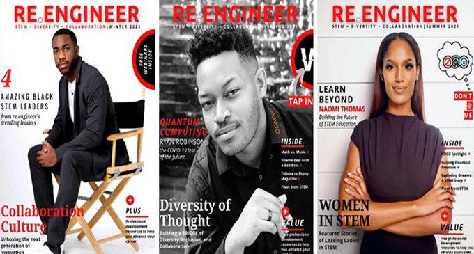 New STEM magazine inspiring Black and minority youth to STEM careers