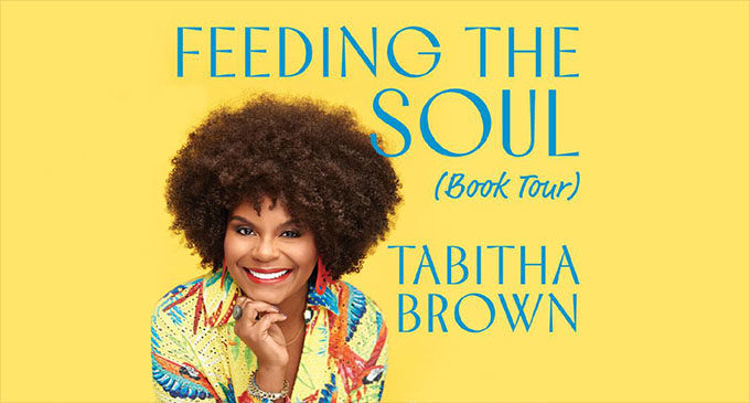 Busta's Event Of The Week: Tabitha Brown's book tour begins with a sold-out crowd in Greensboro